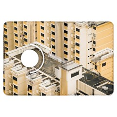 Apartments Architecture Building Kindle Fire Hdx Flip 360 Case