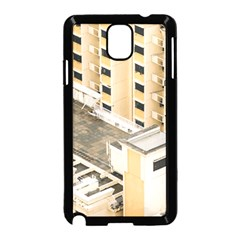 Apartments Architecture Building Samsung Galaxy Note 3 Neo Hardshell Case (black)