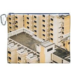 Apartments Architecture Building Canvas Cosmetic Bag (xxxl)