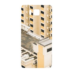 Apartments Architecture Building Samsung Galaxy Alpha Hardshell Back Case