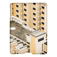 Apartments Architecture Building Samsung Galaxy Tab S (10 5 ) Hardshell Case