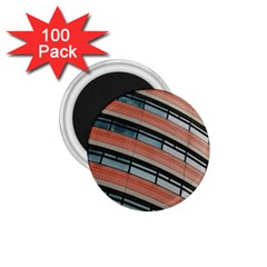 Architecture Building Glass Pattern 1.75  Magnets (100 pack)