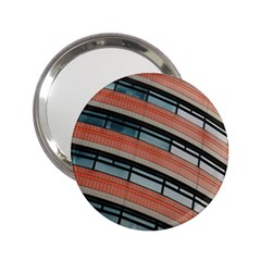 Architecture Building Glass Pattern 2.25  Handbag Mirrors