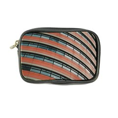 Architecture Building Glass Pattern Coin Purse
