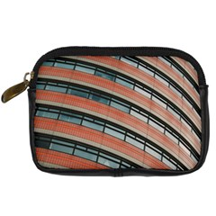 Architecture Building Glass Pattern Digital Camera Cases
