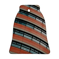 Architecture Building Glass Pattern Ornament (bell)