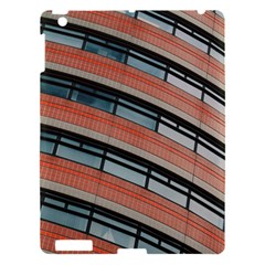Architecture Building Glass Pattern Apple Ipad 3/4 Hardshell Case