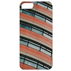 Architecture Building Glass Pattern Apple Iphone 5 Classic Hardshell Case
