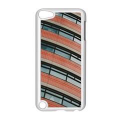 Architecture Building Glass Pattern Apple Ipod Touch 5 Case (white)