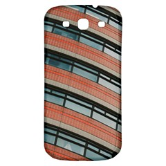 Architecture Building Glass Pattern Samsung Galaxy S3 S Iii Classic Hardshell Back Case