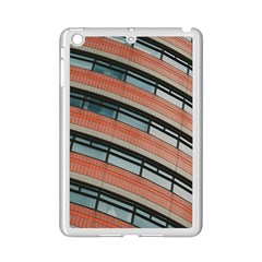 Architecture Building Glass Pattern iPad Mini 2 Enamel Coated Cases