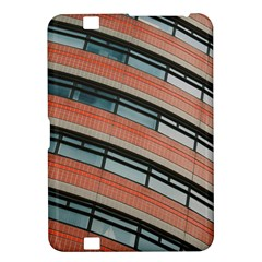 Architecture Building Glass Pattern Kindle Fire Hd 8 9