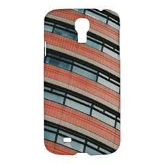 Architecture Building Glass Pattern Samsung Galaxy S4 I9500/i9505 Hardshell Case