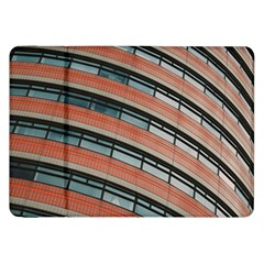Architecture Building Glass Pattern Samsung Galaxy Tab 8 9  P7300 Flip Case