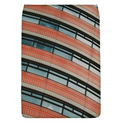 Architecture Building Glass Pattern Flap Covers (l)