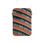 Architecture Building Glass Pattern Apple iPad Mini Protective Soft Cases Front