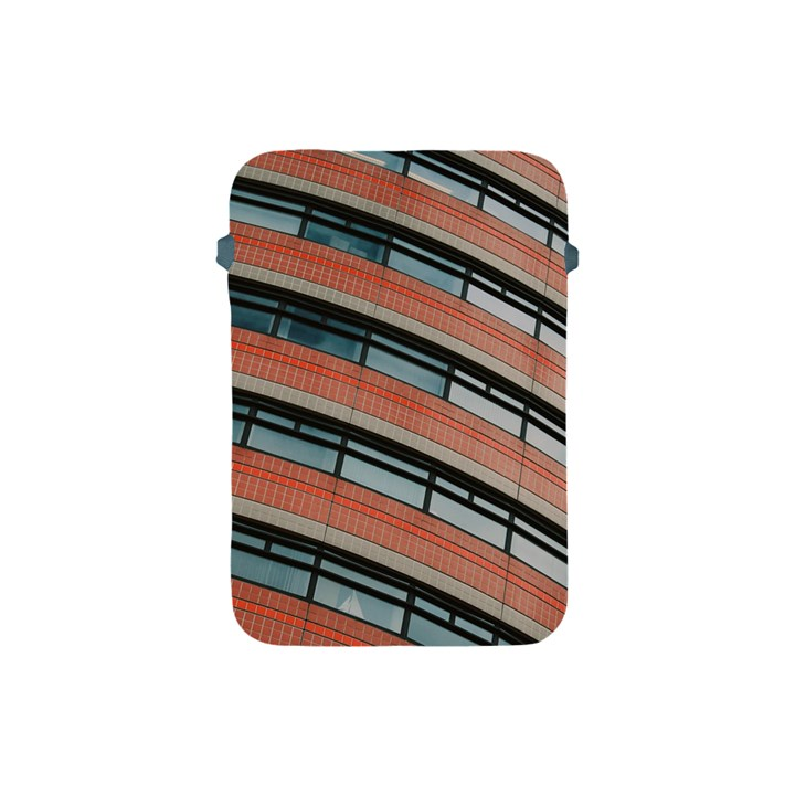 Architecture Building Glass Pattern Apple iPad Mini Protective Soft Cases