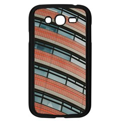 Architecture Building Glass Pattern Samsung Galaxy Grand Duos I9082 Case (black)