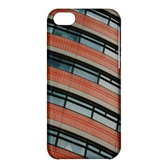 Architecture Building Glass Pattern Apple Iphone 5c Hardshell Case