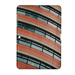 Architecture Building Glass Pattern Samsung Galaxy Tab 2 (10 1 ) P5100 Hardshell Case