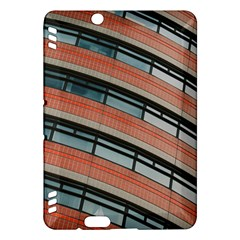 Architecture Building Glass Pattern Kindle Fire Hdx Hardshell Case