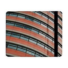 Architecture Building Glass Pattern Samsung Galaxy Tab Pro 8 4  Flip Case