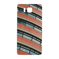 Architecture Building Glass Pattern Samsung Galaxy Alpha Hardshell Back Case