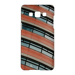 Architecture Building Glass Pattern Samsung Galaxy A5 Hardshell Case