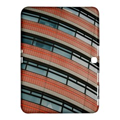 Architecture Building Glass Pattern Samsung Galaxy Tab 4 (10 1 ) Hardshell Case