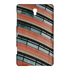 Architecture Building Glass Pattern Samsung Galaxy Tab S (8 4 ) Hardshell Case