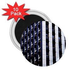 Architecture Building Pattern 2.25  Magnets (10 pack)