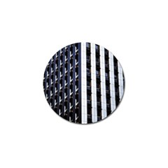 Architecture Building Pattern Golf Ball Marker (4 Pack)
