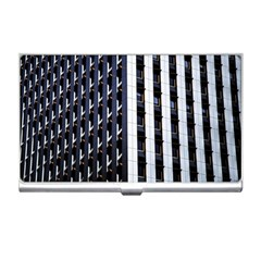 Architecture Building Pattern Business Card Holders