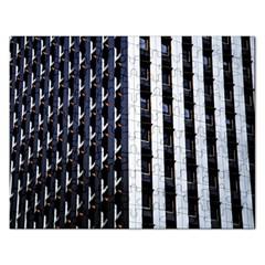 Architecture Building Pattern Rectangular Jigsaw Puzzl