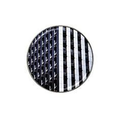 Architecture Building Pattern Hat Clip Ball Marker