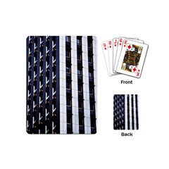 Architecture Building Pattern Playing Cards (Mini)