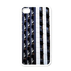Architecture Building Pattern Apple Iphone 4 Case (white)