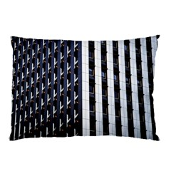 Architecture Building Pattern Pillow Case (two Sides)