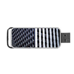 Architecture Building Pattern Portable Usb Flash (two Sides)