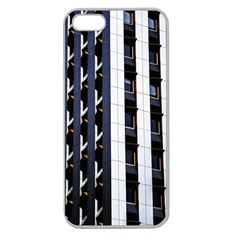 Architecture Building Pattern Apple Seamless Iphone 5 Case (clear)