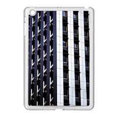 Architecture Building Pattern Apple Ipad Mini Case (white)