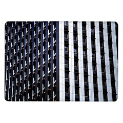 Architecture Building Pattern Samsung Galaxy Tab 10 1  P7500 Flip Case