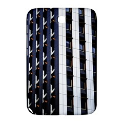 Architecture Building Pattern Samsung Galaxy Note 8 0 N5100 Hardshell Case