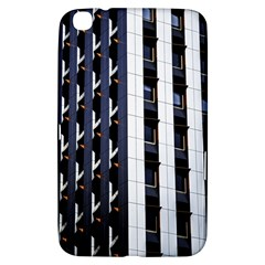 Architecture Building Pattern Samsung Galaxy Tab 3 (8 ) T3100 Hardshell Case