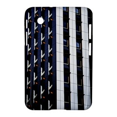 Architecture Building Pattern Samsung Galaxy Tab 2 (7 ) P3100 Hardshell Case