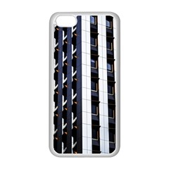 Architecture Building Pattern Apple Iphone 5c Seamless Case (white)
