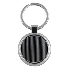 Background Lines Design Texture Key Chains (round)