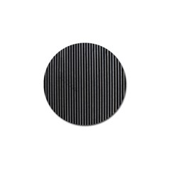Background Lines Design Texture Golf Ball Marker