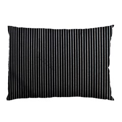 Background Lines Design Texture Pillow Case (two Sides)