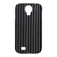 Background Lines Design Texture Samsung Galaxy S4 Classic Hardshell Case (pc+silicone)